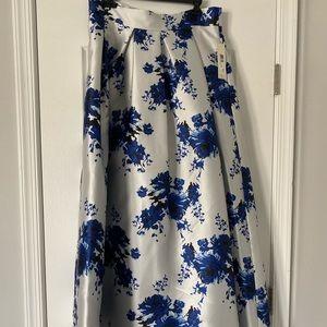 Eliza J formal maxi skirt